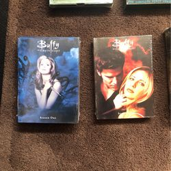 Buffy The Vampire Slayer Seasons 1-5 All Unopened for Sale in Covina,  CA