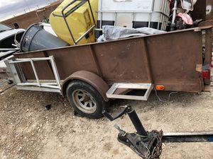 12x6 utility trailer for Sale in Las Vegas, NV