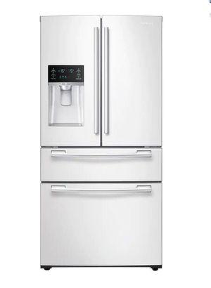 Refrigerator Appliances Fridge Freezer Refrigerador Kitchen Frio Heladera Nevera Samsung RF25HMEDBWW for Sale in Miami, FL