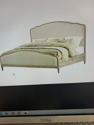Queen bed frame on Sale( matching pieces available also) ON SALE for Sale in Federal Way, WA