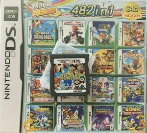 482 Nintendo ds games in 1 for Sale in Salt Lake City, UT