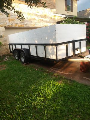 16 foot Utility Trailer 2017 for Sale in Austin, TX