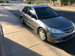 2004 Honda civic manual transmission for Sale in Chandler, AZ