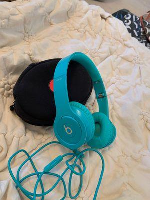 Teal blue Beats by Dre for Sale in Phoenix, AZ