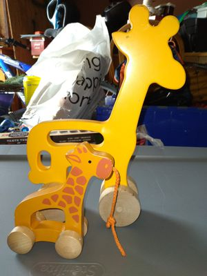 2 Rolling Giraffe Baby Toys for Sale in Kissimmee, FL