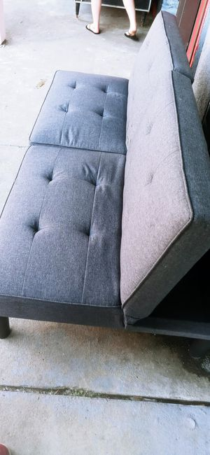 Two piece futon for Sale in Rosenberg, TX
