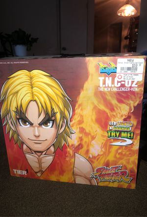 Street fighter collectible for Sale in Escondido, CA