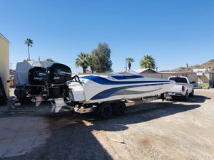 2004 25' Eliminator Daytona Twin Outboard for Sale in Lake Elsinore, CA