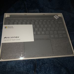 Surface Signature Type Cover Keyboard Alcantara for Sale in University Place, WA