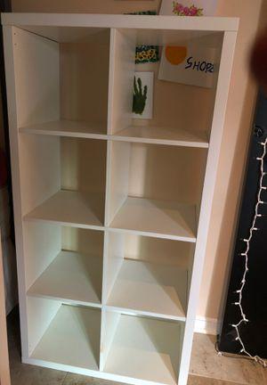 IKEA Shelf unite of 8 for Sale in Silver Spring, MD