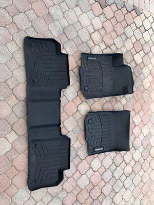 Mercedes-Benz floor mats for Sale in Boca Raton, FL