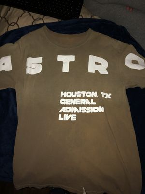 Astroworld 2019 Shirt for Sale in Houston, TX