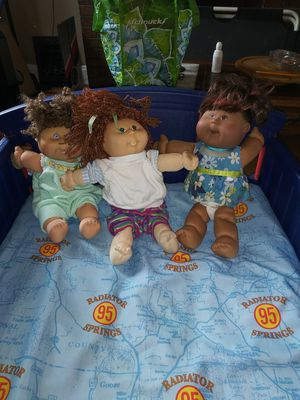 29eddbb6f90 New and Used Cabbage patch dolls for Sale in St. Louis