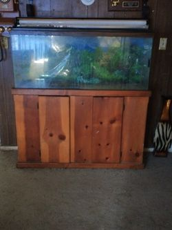 Fish Tank for Sale in Riverbank,  CA