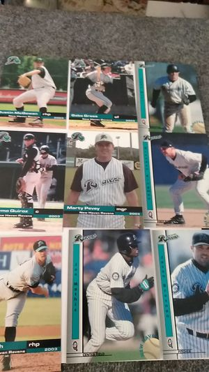 New Haven Ravens baseball cards $1 each for Sale in Shelton, CT