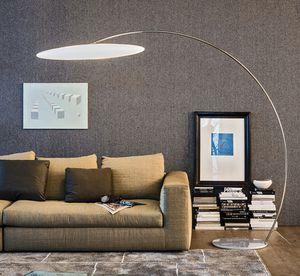 NEW Cattelan Italia Floor Modern Lamp Astra Arc Italian Italy for Sale in Fort Lauderdale, FL