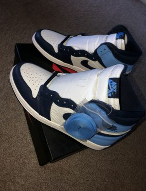 Retro Jordan 1 obsidian for Sale in Maxwell, TX