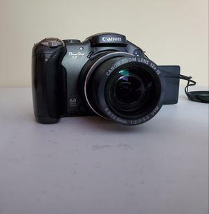 Canon powershot S3 IS with case for Sale in Glen Allen, VA