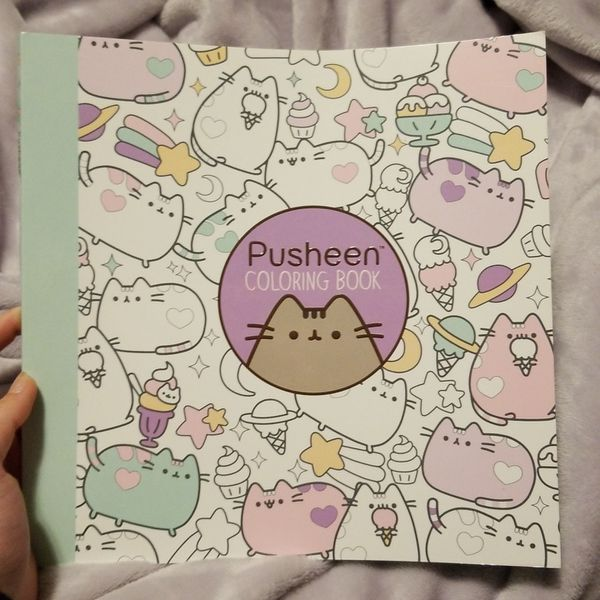 Pusheen Coloring Book For Sale In Wichita, KS - OfferUp