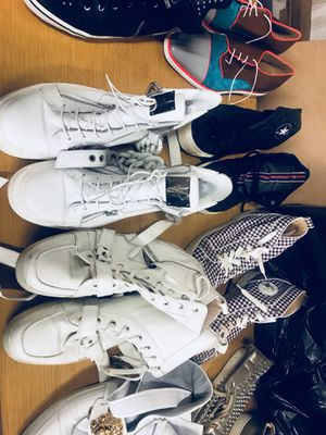 Bundle Of Shoes Size 13 for Sale in San Diego, CA