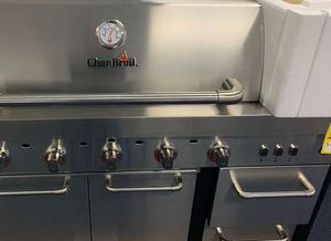 Brand New Char-Broil BBQ Grill SMU for Sale in Houston, TX