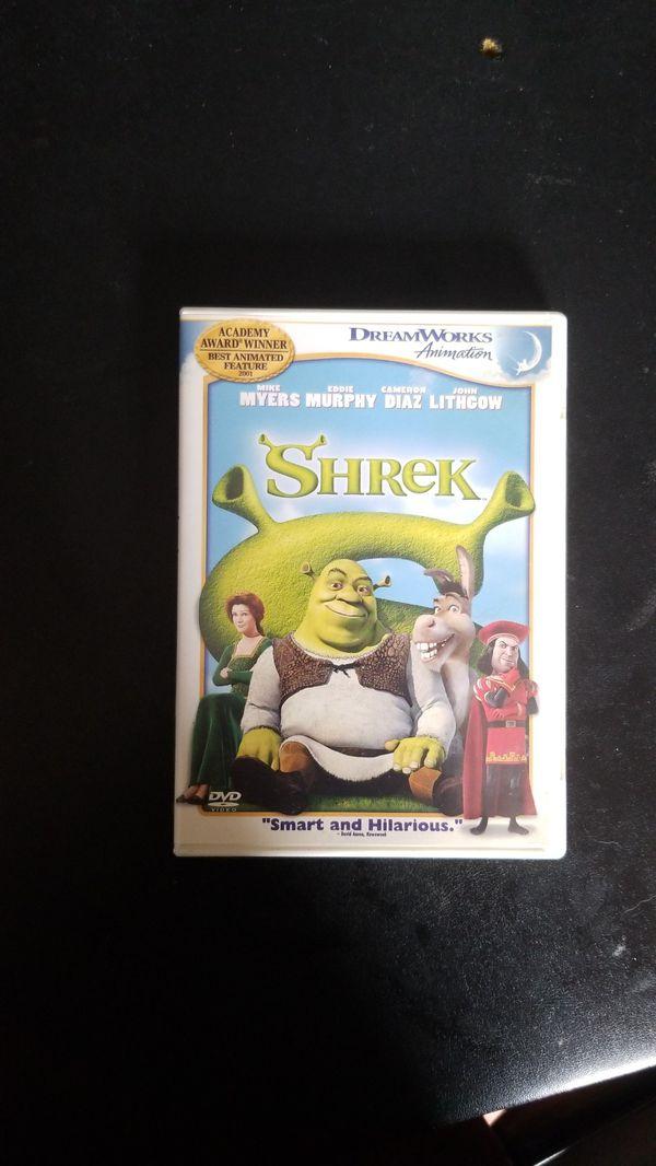 Shrek Used DVD