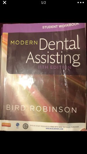Dental Assisting book for Sale in Anaheim, CA