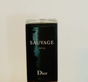 Dior Sauvage parfum 100 ml for Men for Sale in Raleigh, NC