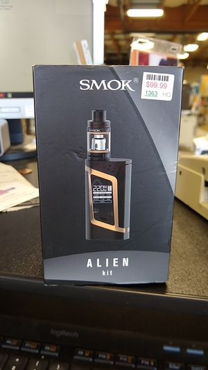 Smoke Alien for Sale in Pasco, WA