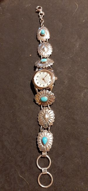 Ladies Watch with Sterling Silver Bracelet for Sale in Chapin, SC