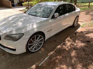 2010 BMW 750li $5500 for Sale in Snellville, GA