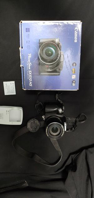 Canon PowerShot sx510 camera for Sale in Fresno, CA