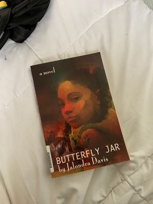BUTTERFLY JAR BOOK for Sale in Anaheim, CA