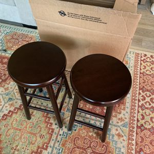 "Winsome 24"" Wooden Stools for Sale in Issaquah, WA"