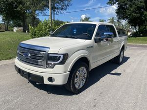 2010 FORD F150 platinum for Sale in Tampa, FL