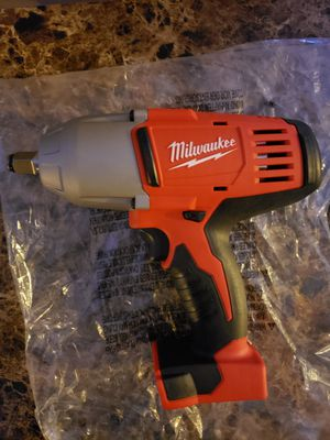 Milwaukee M18 1/2 Impact Wrench for Sale in Downey, CA