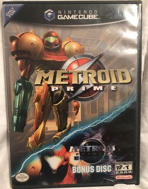 Metroid Prime Nintendo GameCube Game for Sale in Mount MADONNA, CA