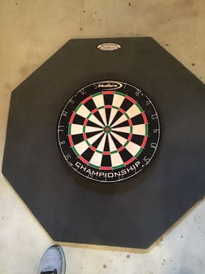 Dart Board and Backstop for Sale in Orondo, WA