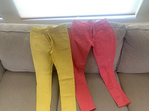 Forever 21 Colorful Jeans for Sale in Maryville, IL