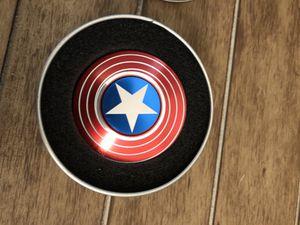 Captain America Fidget Spinner for Sale in Estero, FL