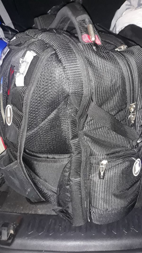 Brand new swiss army backpack