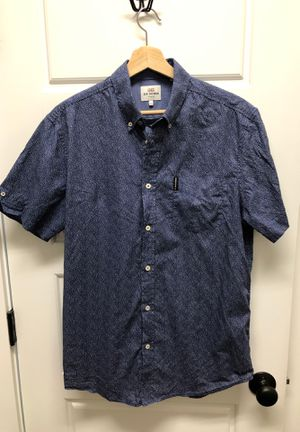Ben Sherman (men's large) Button Short Sleeve for Sale in Fort Mill, SC