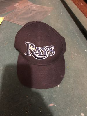 Rays SnapBack barely used for Sale in Port Richey, FL