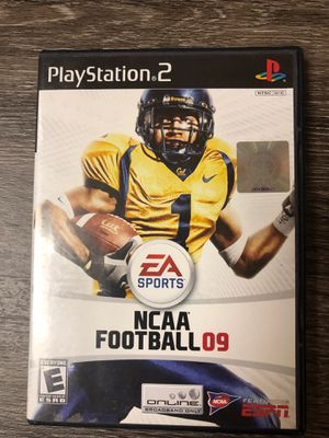 NCAA Football Video Game PS2 for Sale in Mission Viejo, CA