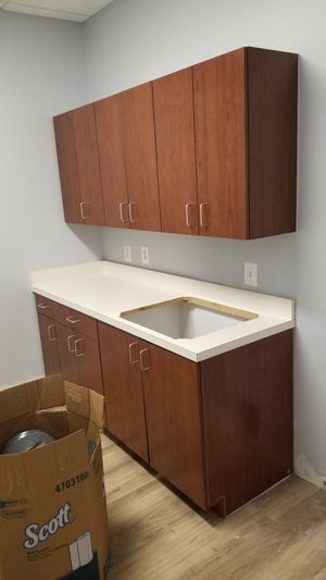 Top Kitchen cabinets only ,best offer for Sale in Fairfax, VA