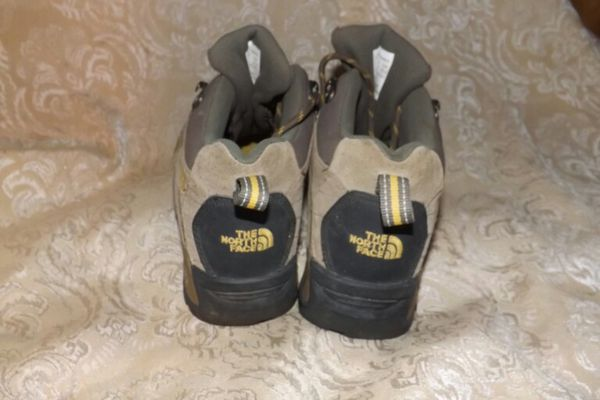 The North Face hiking shoes