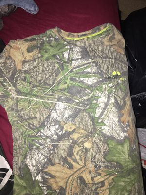 Camo shirt for Sale in Gaithersburg, MD