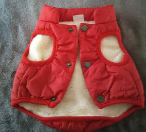 🐶 N E W 🐶 Dual fleece lined dog coat. for Sale in Grants Pass, OR