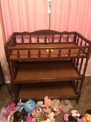 Changing table for Sale in Garden Grove, CA