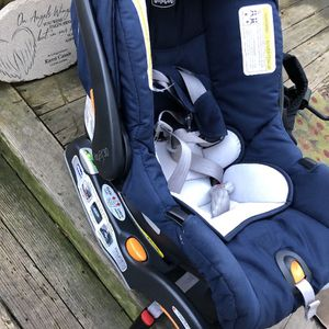 Chico Infant Car Seat & Two Bases for Sale in Foxborough, MA